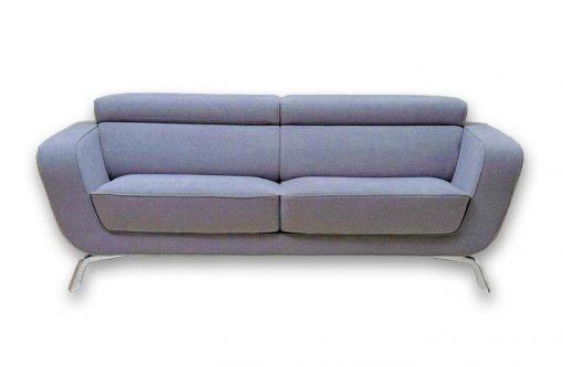 Moderná pohovka SEATTLE v šedej farbe.