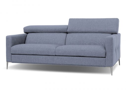 Dizajnová sedačka LUNA spája elegantný dizajn s vysokým komfortom sedenia.