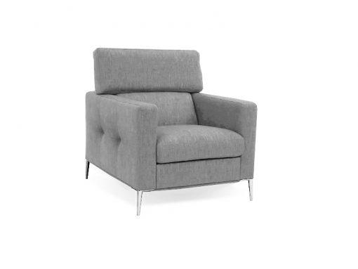 Kreslo LUNA spája elegantný dizajn s vysokým komfortom sedenia.